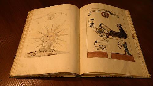 nostradamus_book